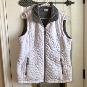 Free Country Quilted Puffer Vest Jacket